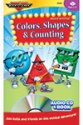 COLORS SHAPES & COUNTING CD & BOOK